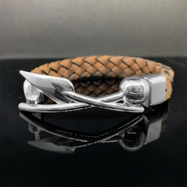 Warrior Bracelet Silver
