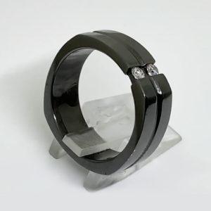 Midnight Band Black-Oxide-Zirconium