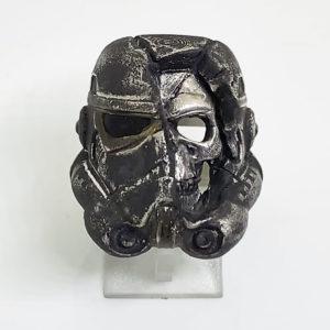 Death Trooper Ring Medium Sterling-Silver