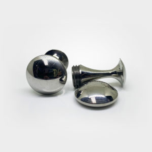 Personalised Cuff Links Stainless-Steel