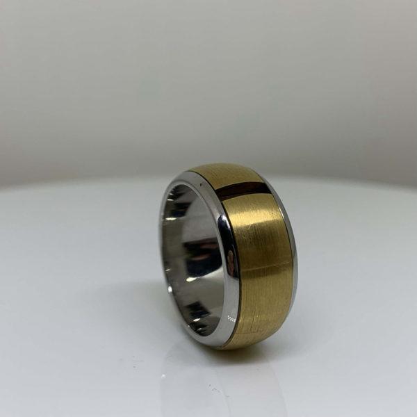 Swivel Flat Puzzle-Ring
