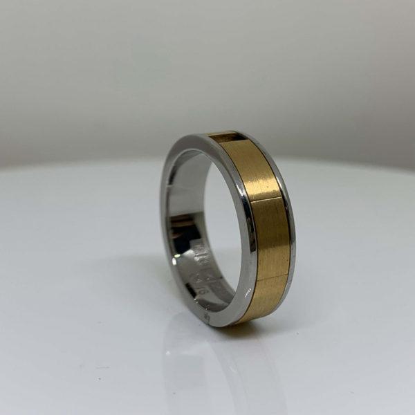 Revolve Classic Puzzle-Ring