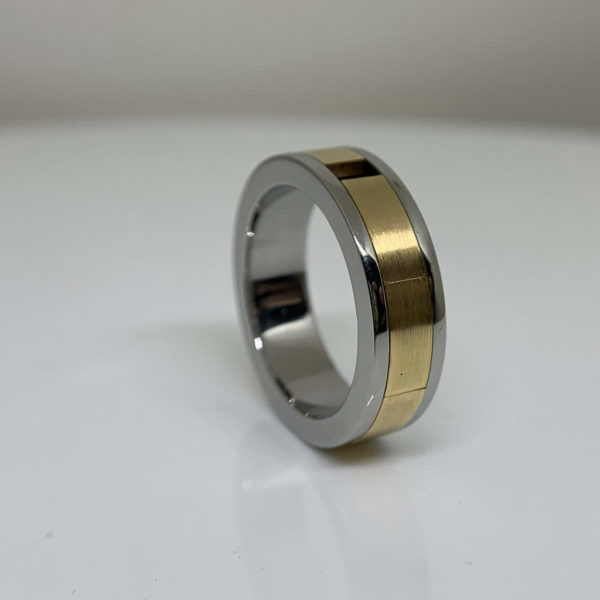 Classic Spin Puzzle-Ring