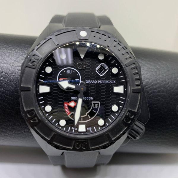 Girard-Perregaux Sea Hawk Steel-Bezel