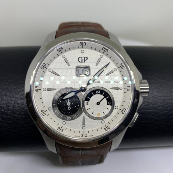 Girard-Perregaux 1966 Moon Phase Stainless-Steel