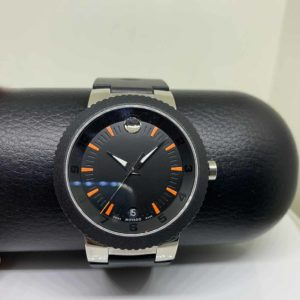 Movado Gents Watch Stainless-Steel
