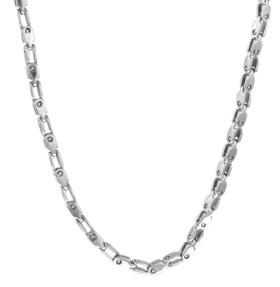 Steel 60cm Necklace ARZ-Steel