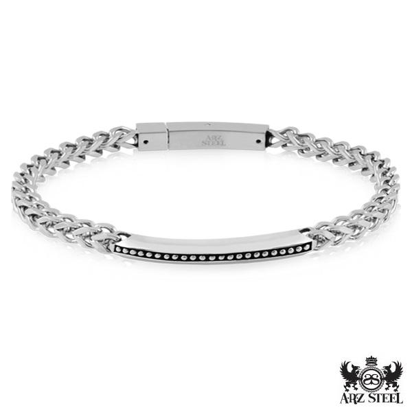 Steel Bracelet ARZ-Steel