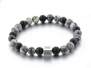 Labradorite and Onyx stones Armo-Stone
